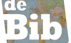 De bib wereldkaart