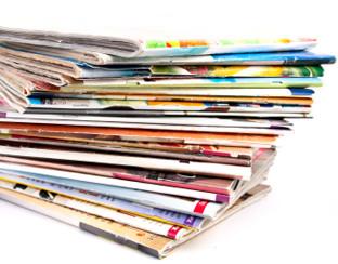 Verkoop tijdschriften